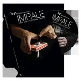 Impale (DVD and Gimmicks)  Jason Yu and Nicholas Lawrence  #1288