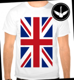 Camiseta UK (Reino Unido - Inglaterra)