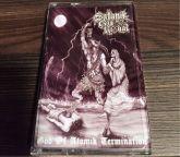 SATANIK GOAT RITUAL - God of Atomik Termination - CASSETE