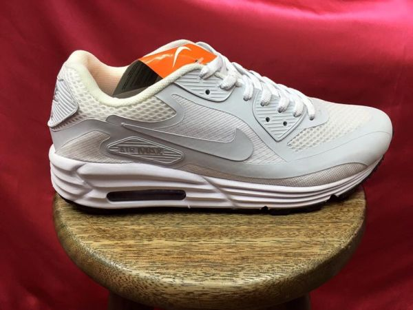 1c900ffdbce Tênis Nike Air Max 90 Branco - Outlet Ser Chic