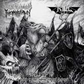 THORNSPAWN /  KILL - United in Hell's Fire - Tribute to Goat Destroyer and Judas Isaksson - CD