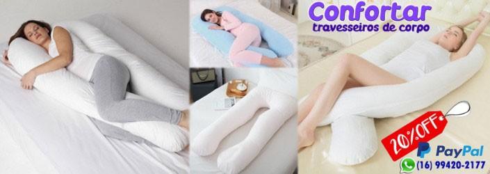 Loja de Travesseiro de Corpo