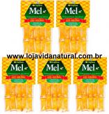 5 Sachês de Mel - 40g