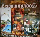 CD - Excomungados- Expulsos do Purgatório