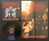 BLASPHEMY - Blood Upon The Altar - LP (+Poster)