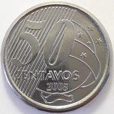 50 Centavos 2005 FC