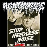 AGATHOCLES - Stop Needless Noise - CDR PRO