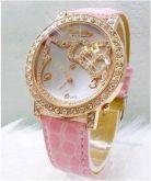 Relógio Hello Kitty  Cod 006