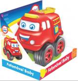 Fofomóvel - Caminhão de Bombeiros