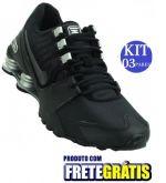 KIT 03 Tênis Nike Shox - Nike