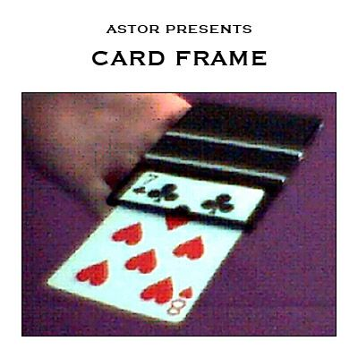 Card frame  (visible card Frame)   #604