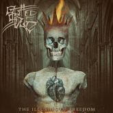 CD Gutted Souls ‎– The Illusion Of Freedom