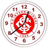 Relógio de parede Internacional