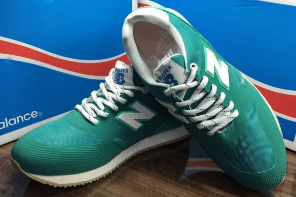 71bf7cbbfd205 Tênis New Balance Fantom Fit Verde - Outlet Ser Chic
