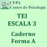 03.01 - TEI - Teste Equicultural de Inteligência - Escala 3 - Caderno Forma A