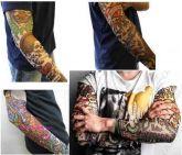 Kit 10 Tattoo Sleeve Fake Tatuagem