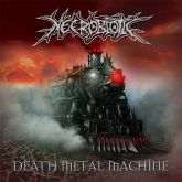 CD Necrobiotic – Death Metal Machine