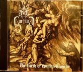 AD BACULUM - The Birth of Human Tradegy - CD - Preco Atacado