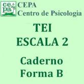 02.02 - TEI - Teste Equicultural de Inteligência - Escala 2 - Caderno Forma B