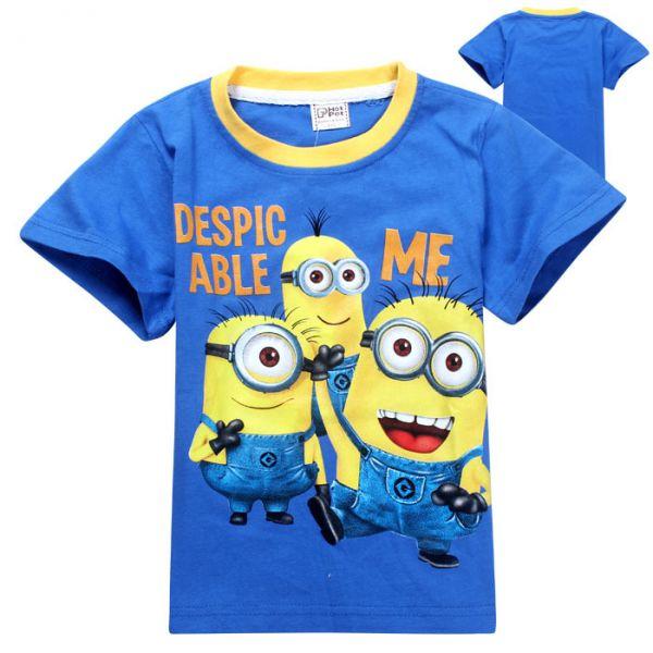 ff82c0883f Camiseta Desenho Animado MEU MALVADO FAVORITO - Shop Bompreço