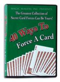 40 Ways to Force a Card (DVD-R) #557