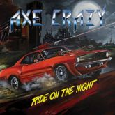 CD -  Axe Crazy – Ride On The Night