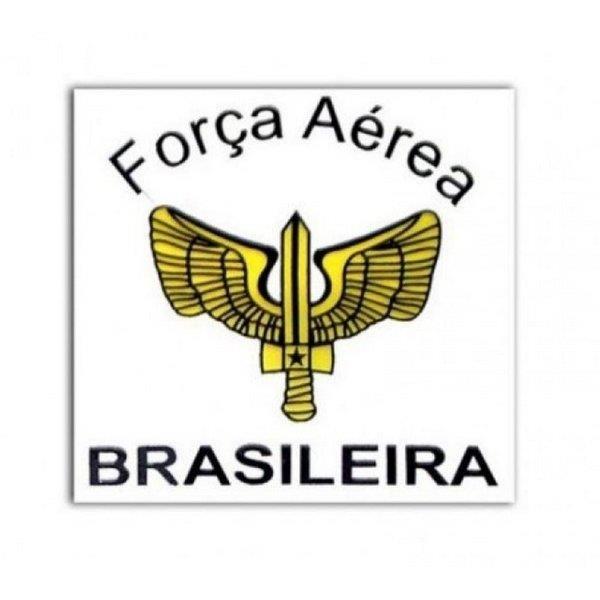 ADESIVO FORÇA AEREA BRASILEIRA