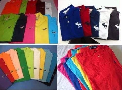 Kit 20 Camisas Polo Masculina Atacado Revenda Pronta Entrega ... 58b23cc9df20d