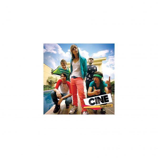 Álbum Cine - Flashback (Digipack)