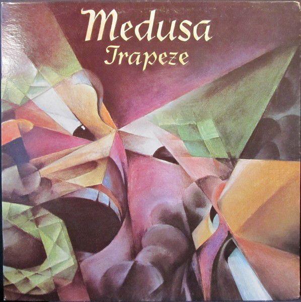 Trapeze – Medusa - 3 CDs Digipack