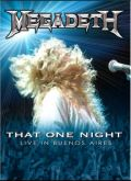 MEGADETH - Live in Buenos Aires-That One Night (DVD)