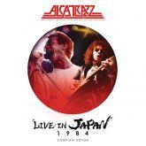 Alcatrazz – Live in Japan 1984 – Complete Edition CD/DVD
