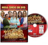 DVD - Estrelas da Mega Artesanal - Volume 1