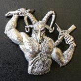 BLASPHEMY - Blasphemous attack - PIN