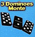 3 Dominoes Monte da Vernet  #721