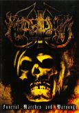 """Marduk - """"Funeral Marches and Warsong"""" DVD Nacional"""