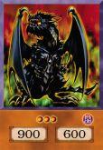 Dragão Negro como Azeviche