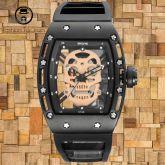 Relógio Militar Caveira