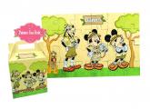 Quebra Cabeça Mickey Safari