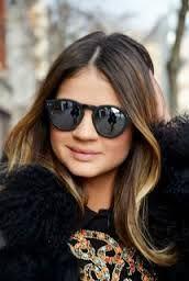 35a33efa4 Óculos de sol feminino Illesteva Leonard Preto Inspired - Daf Store