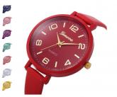Relógio De Pulso Feminino Geneva Analógico