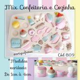 Mix Confeitaria e Cozinha
