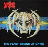 Dead Head - The Feast Begins at Dawn CD-duplo + adesivo