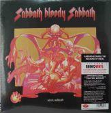 LP 12 - Black Sabbath - Sabbath Bloody Sabbath