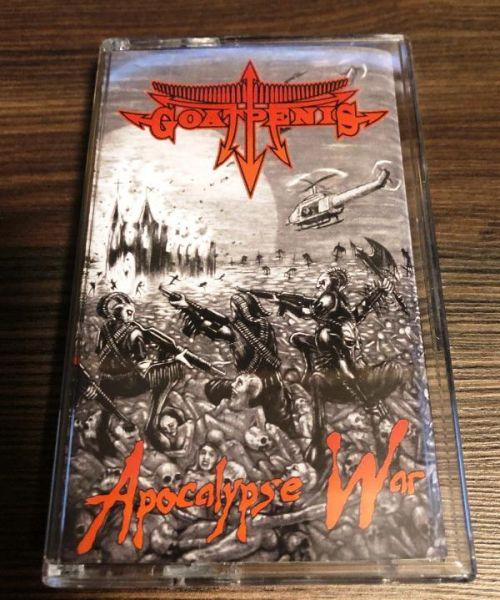 GOATPENIS - Apocalypse War - CASSETE