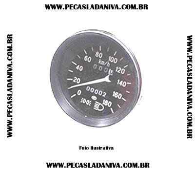 Velocímetro Niva (Usado) Ref. 0574