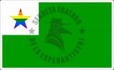 Glumarko - GlatEsperanta Flago