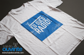 Camiseta T-Shirt - Ouço Rádio