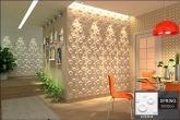 Revestimento Placas Decorativas 3D Board - Fibra de Bambu Original - Spring