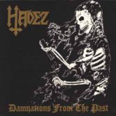 HADEZ - Damnations from the Past - CD